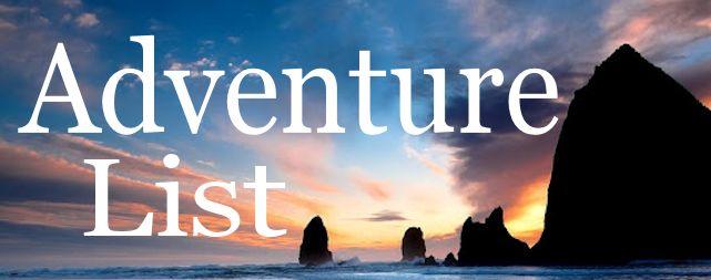 Adventure List