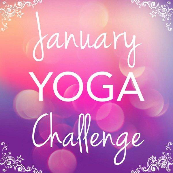 january-yoga challenge