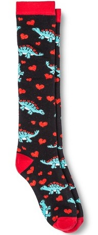dino-boot-socks