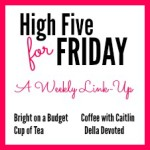 Friday blog linkup