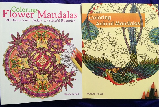 Rain Rain Go Away Coloring Page: Adult Coloring Book Giveaway (Ends 4