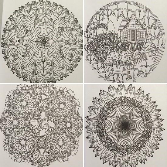 coloring-flower-mandalas