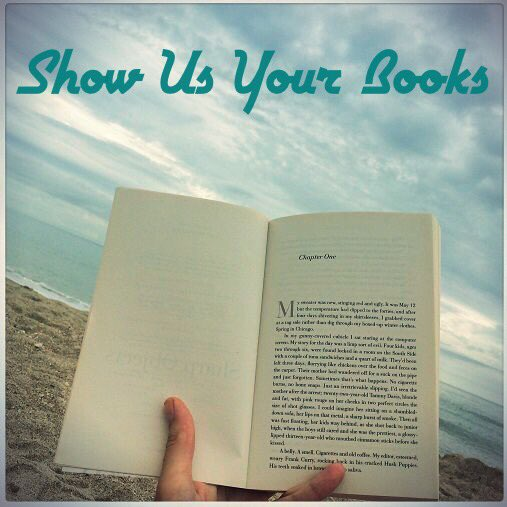 Show Us Your Books monthly book review linkup