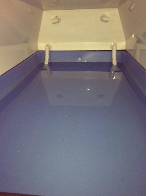Inside-float-tank