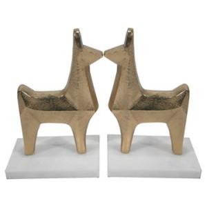 llama-bookends