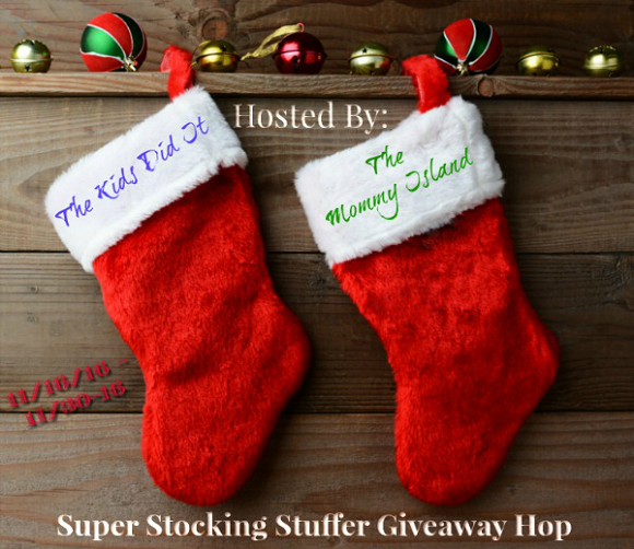 Stocking Stuffer Giveaway Hop 2016