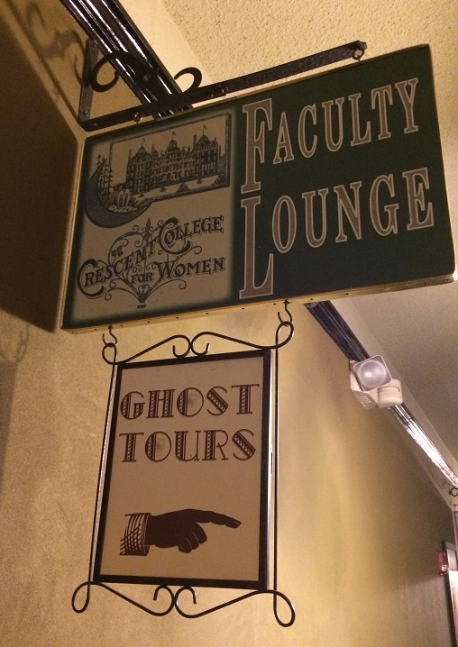 Crescent Hotel Ghost Tour Meeting Location
