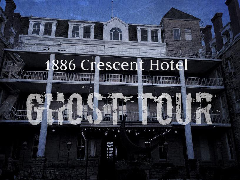 Eureka Springs Crescent Hotel Ghost Tour