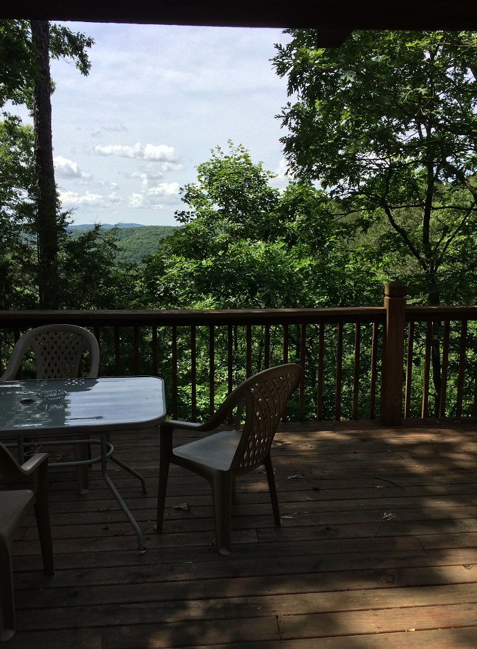 two bedroom cabin eureka springs