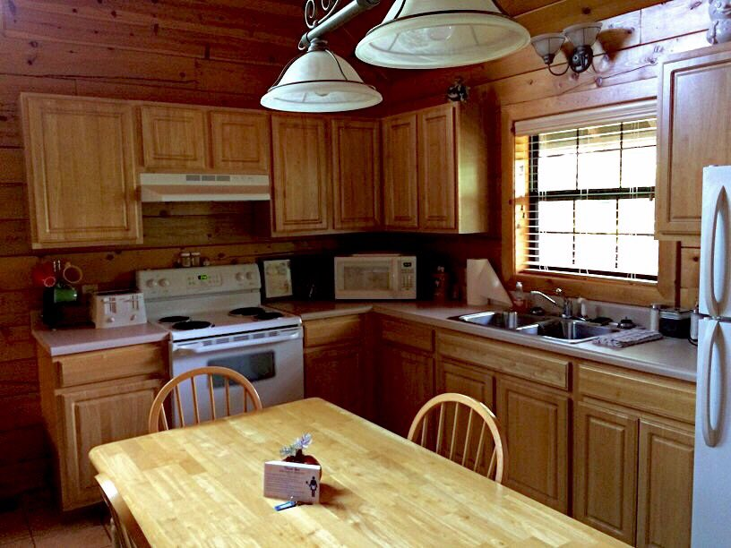 Cabin Fever Resort Eureka Springs cabins with kitchens