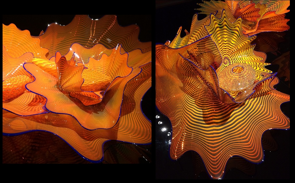 Chihuly Persians Crystal Bridges