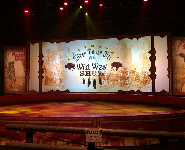 Wild West Show Silver Dollar City