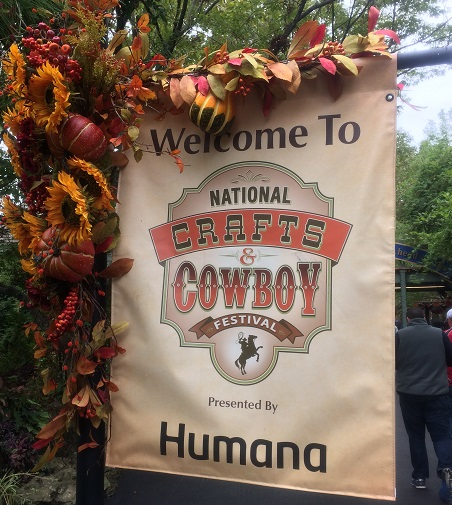 National Crafts & Cowboy Festival at Silver Dollar