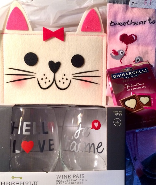 Target Valentines clearance items