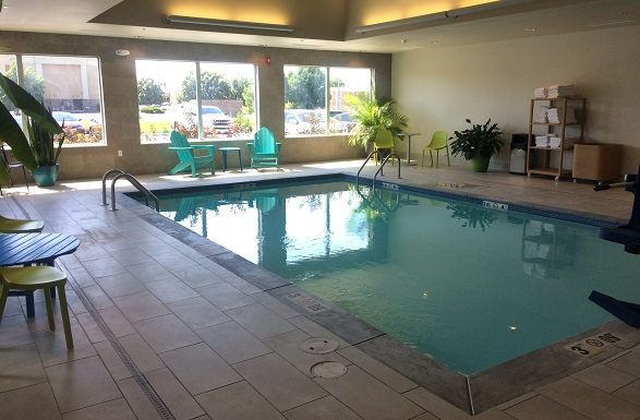 home2suites springfield indoor pool