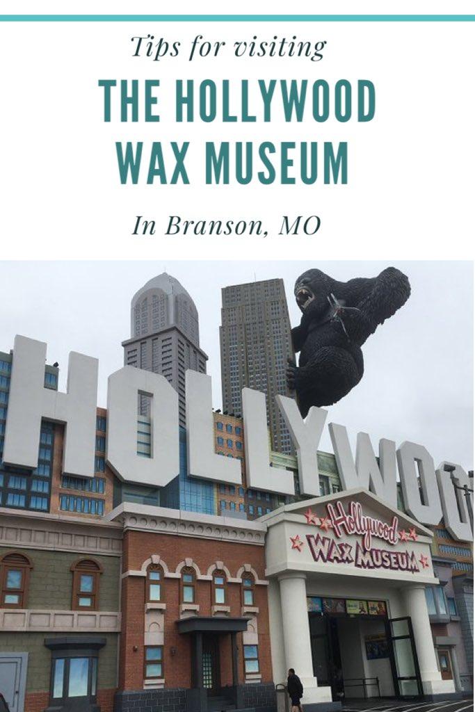 Branson wax museum