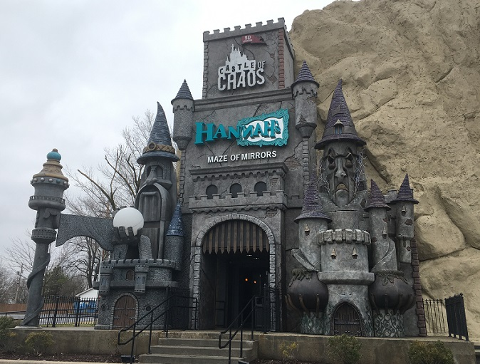 Castle of Chaos Branson MO
