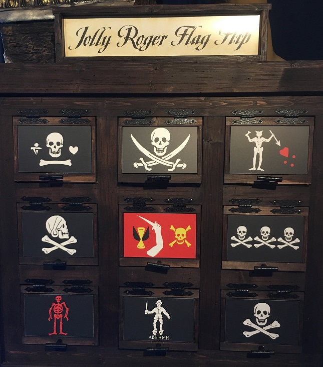 flags of famous pirates